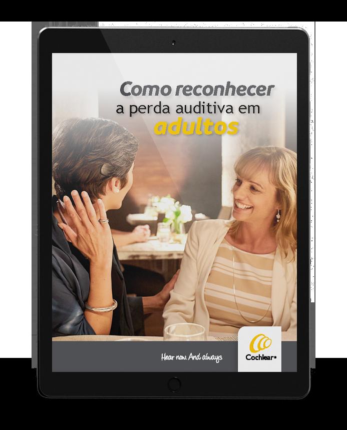 Como detectar a perda auditiva em adultos