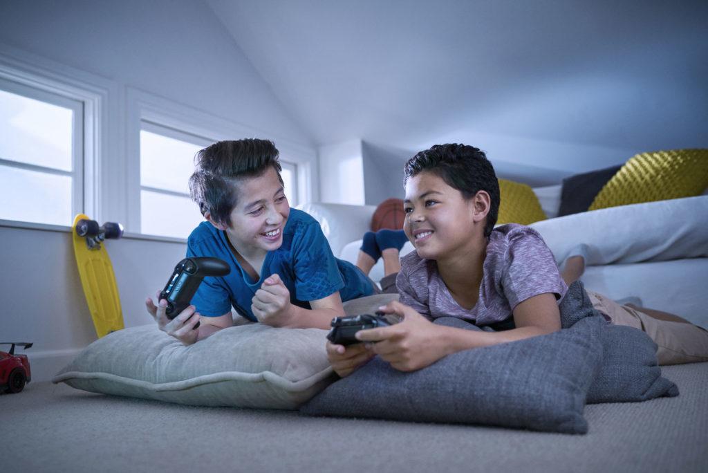 Uma pessoa com perda auditiva pode ser gamer