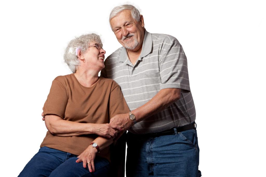 Dificuldades auditivas em idosos