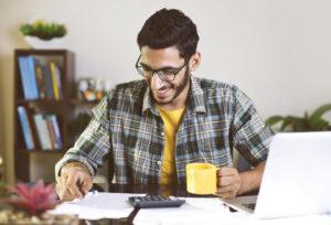 Conectado e produtivo em casa