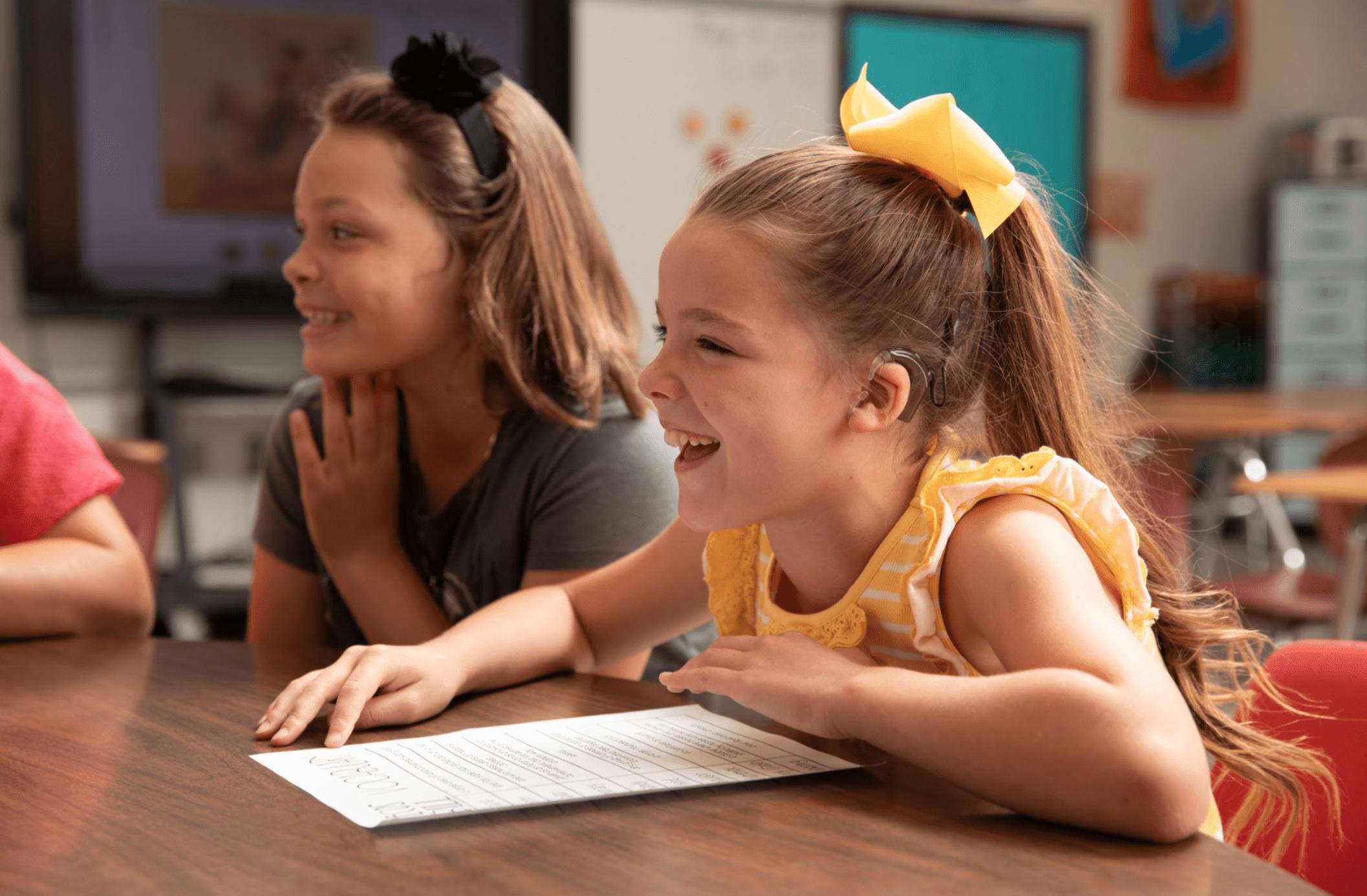 Perda auditiva em crianças